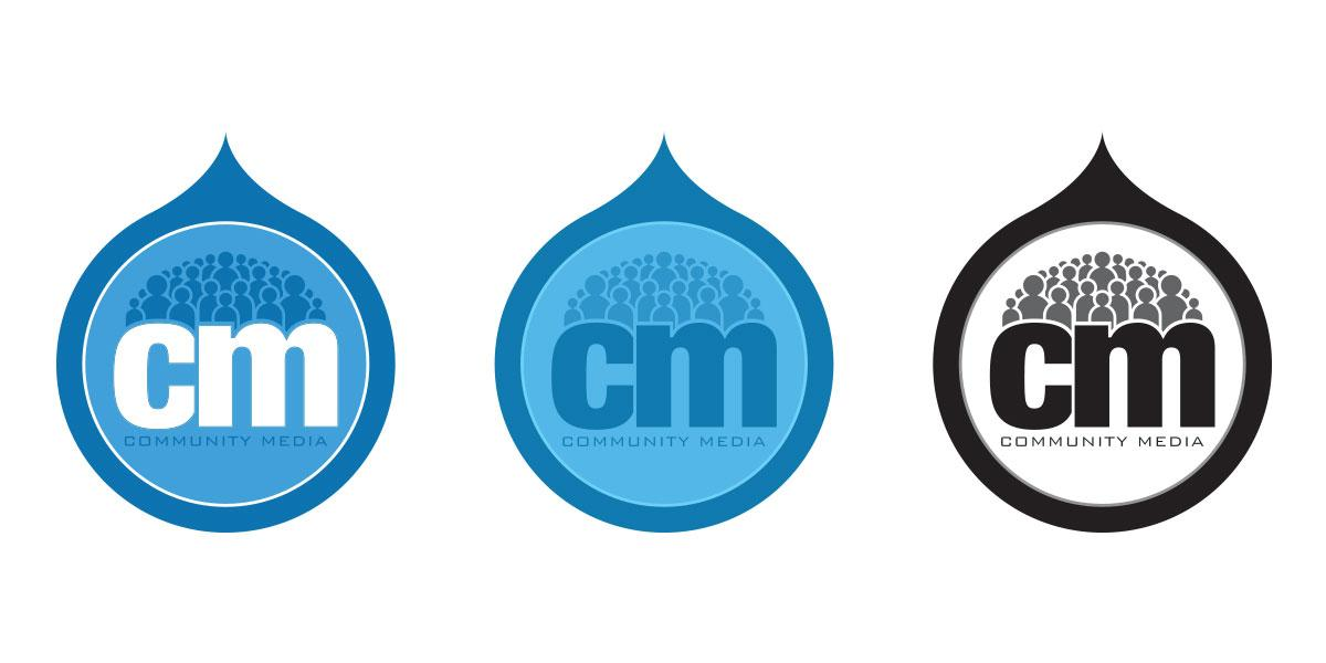cmDRUPAL Logo